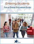 Entering Students Discussion Guide