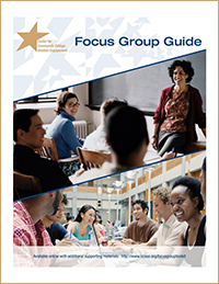 Focus Group Guide cover