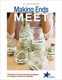 Making Ends Meet: The Role of Community Colleges in Student Financial Health