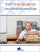 Part-Time Students Discussion Guide