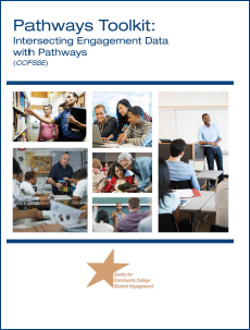 Pathways Toolkit Cover for CCFSSE