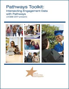 Pathways Toolkit Cover for CCSSE