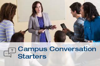 Campus Conversation Starters