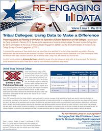 Re-Engaging Data May 2019