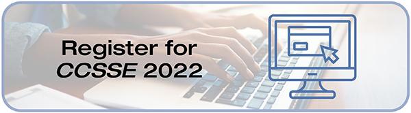 Register for CCSSE 2022