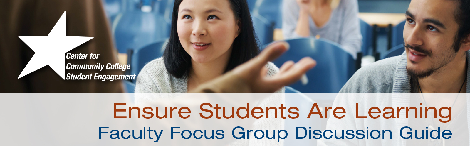 Graphical Banner for Faculty Focus Group