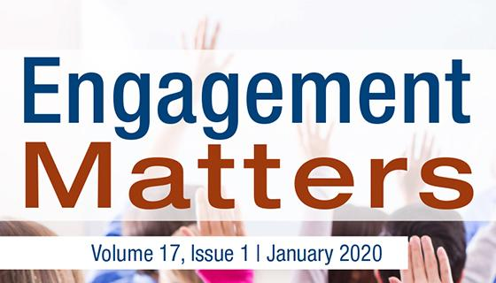 Engagement Matters Volume 17 Issue 1