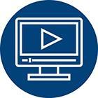 ICON for webinars