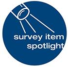 Survey Item Spotlight icon